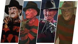Download lagu Freddy Krueger Evolution in Movies, TV and Cartoons (A Nightmare on Elm Street)