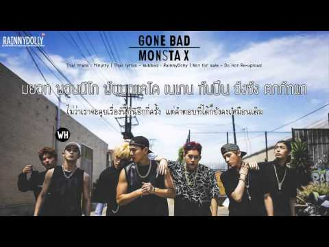 [THAISUB] Gone Bad (삐뚤어질래) - Monsta X