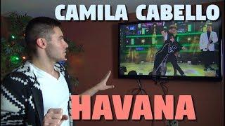 Camila Cabello - Havana (Live at Dick Clark's New Year's Rockin' Eve 2018) REACTION!!