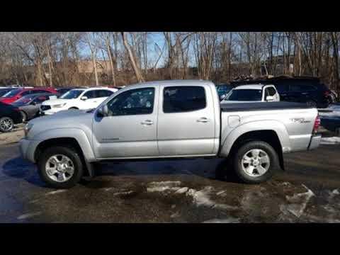 Used 2009 Toyota Tacoma Framingham, MA #H7146P