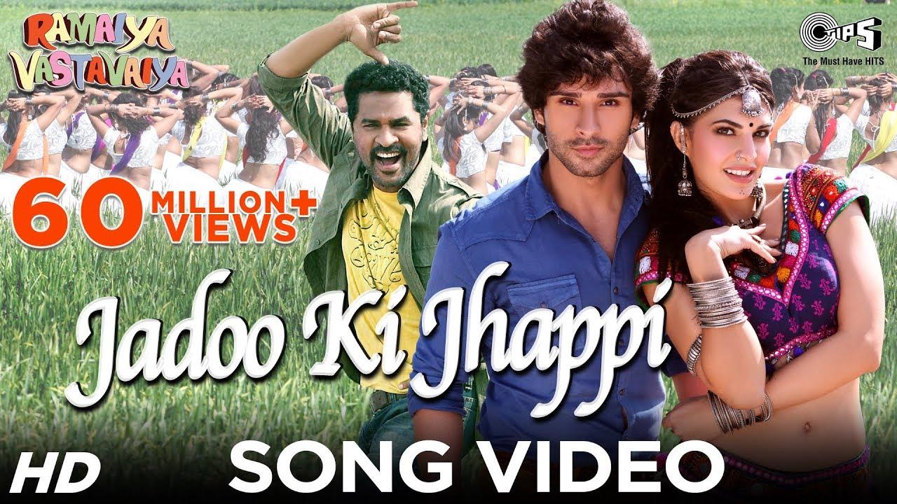 Jadoo Ki Jhappi - Ramaiya Vastavaiya   Jacqueline, Prabhudheva & Girish  Kumar   Mika & Neha Kakkar