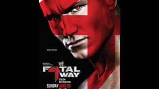 WWE Fatal 4 way Theme Song