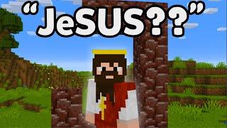 The Most HILARIOUS FAKE Minecraft Speedruns...