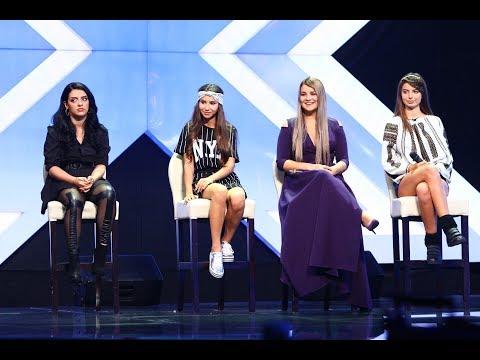Ioana Teodora Savu, înlocuită pe scaunul de la X Factor de către Ioana Mîrți