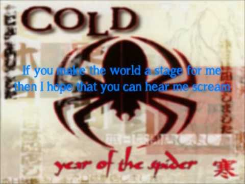 Cold - Cure My Tragedy Lyrics