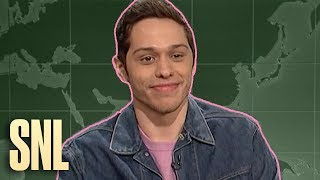 Weekend Update Rewind: Pete Davidson (Part 1 of 2) - SNL