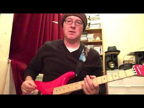 Rush - hand over fist guitar solo