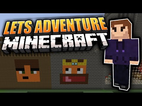 Im Schloss Zombmore! | [1/2] | Lets Adventure YOUR Minecraft