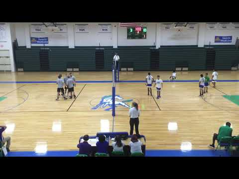 GRHS Stallions vs Norfolk Christian Schools 092619 part 2
