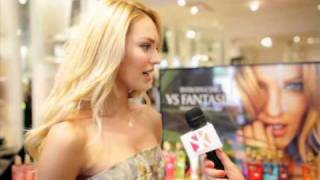 Candice Swanepoel's Beauty Tips & Tricks - Celebrity Interview