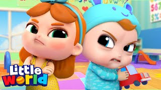 A Feelings Song + More from Little World Kids Songs & Nursery Rhymes