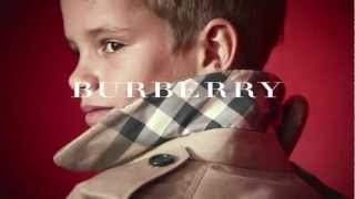 Romeo Beckham en la campaña Spring-Summer 2013 de Burberry Thumbnail