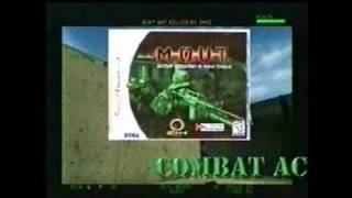 Shrapnel: Urban Warfare 2025 Dreamcast Gameplay