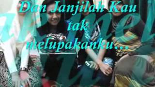Garasi - sahabat with lyrics