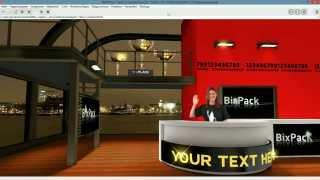 Мастер-класс: Запись 30.06.15. Как создавать видео эффекты в BluffTitler