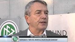 Interview Niersbach nach Rücktritt DFB Sky Marc Behrenbeck