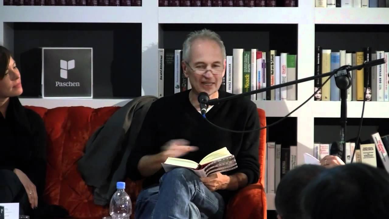 Eugen Ruge Liest Aus In Zeiten Des Abnehmenden Lichts Youtube