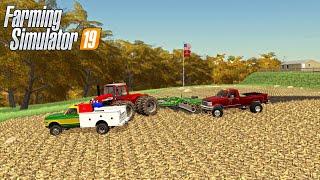 90'S FARMING MAJOR BREAK DOWN & NEW TRUCK   (ROLEPLAY) FS 1990'S