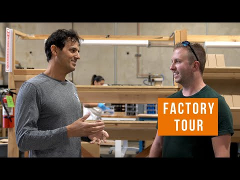 Battle Born Batteries BRAND NEW Factory Tour with CEO