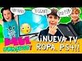 """¡¡Mega HAUL de Compras!! 📺 TV OLED 4K 60""""+ PS4 🎮 + ROPA 👗 para DANIELA * ¡¡¡DERROCHE Total!!!"""