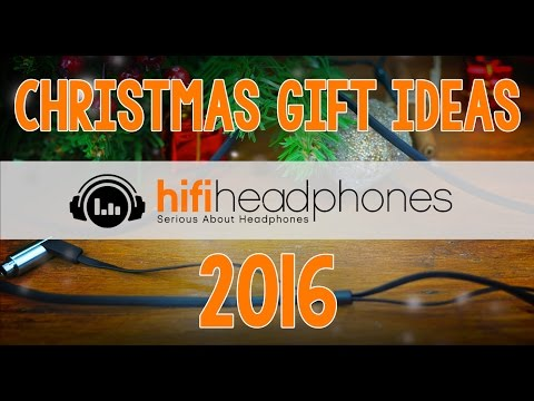 Best Audio Tech Christmas Gifts 2016
