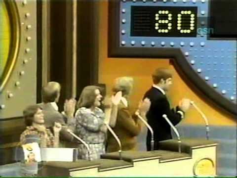 Family Feud Syndication 1978 Richard Dawson Episode 2