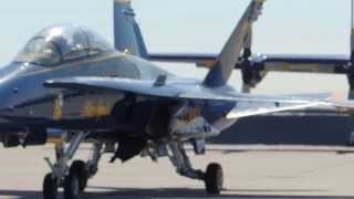 "Blue Angel #7 Start up (FULL) With Lt. Mark Tedrow and Capt. ""Sully"" Sullenberger"