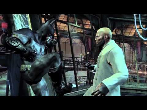 Batman Arkham City - Hollywood Undead - City