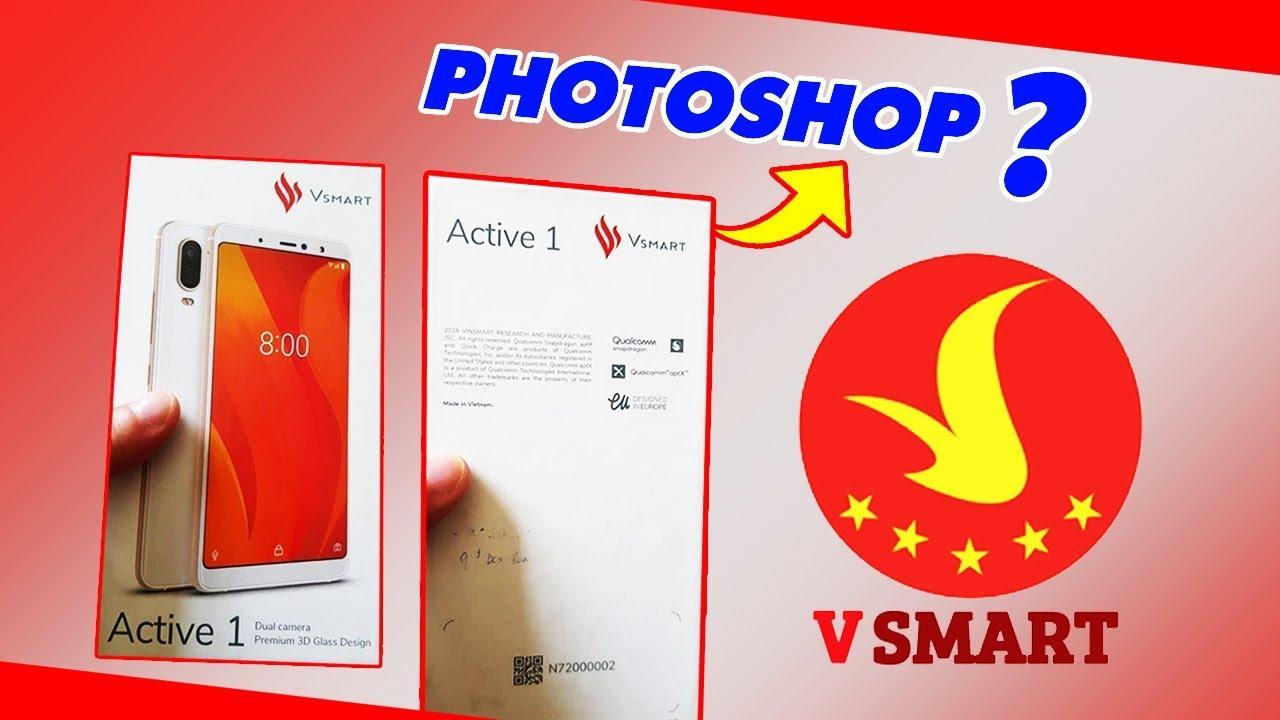 Hình Ảnh Điện Thoại VSmart Của Vingroup Lan Truyền Trên Mạng Có Thể Chỉ Là Sản Phẩm Photoshop? - YouTube