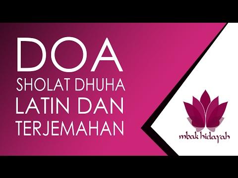 Doa Solat Dhuha Lengkap Latin dan Terjemahan