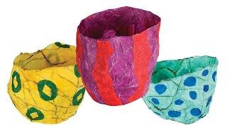Wire Basket Sculpture - Project #180