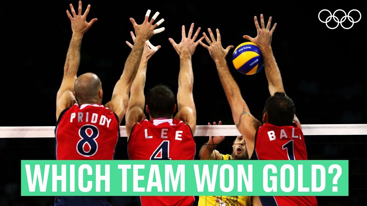 Download USA vs. Brazil - FULL Gold Medal Match   Volleyball @ Beijing 2008   Throwback Thursday