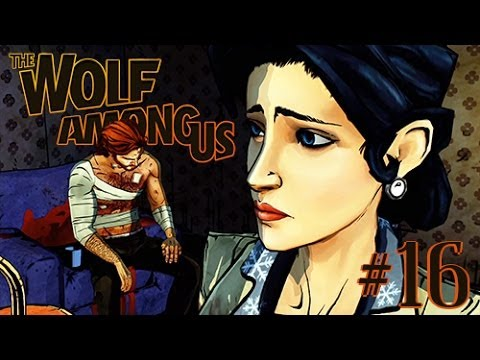 The Wolf Among Us part 16 Episode 4 - LIPS ARE SEALED!