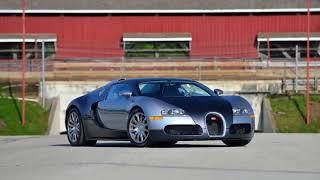 2006 Bugatti Veyron Sterling Graphite