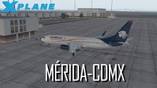 MÉRIDA/CDMX - BOEING 737-800