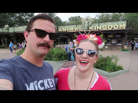 We Love Disney's Animal Kingdom The Most!