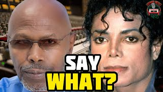 Raj Thomas From Whats Happening Makes A Eye Opening Revelation About Micheal Jackson's Death!
