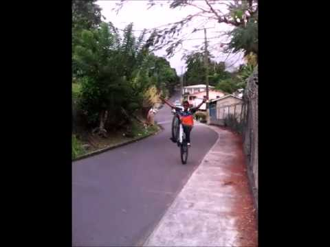 24/7 wheelie boyz [st lucia] bikelife 2015