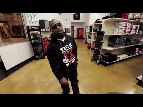 Tech N9ne - The Gift of Rap - Dec 7, 2012!