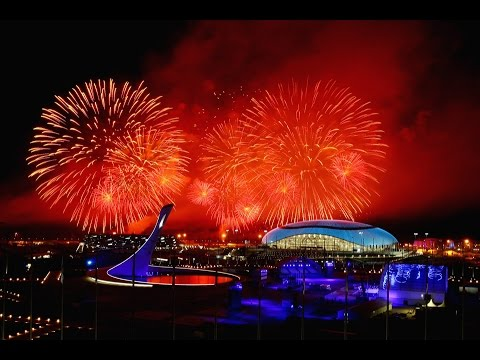 СОЧИ 2014 | Церемония закрытия XXII Олимпийских зимних игр  #23.02.2014_20:14 | HD