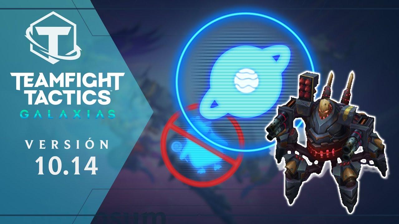 TFT 10.14: Rework de Urgot y Planeta Enano | Teamfight Tactics