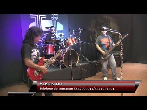 Rockopolis presenta  Viernes de Rock hoy POSESION Y TRISTE REALIDAD