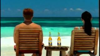 Corona Beer Commercial with White Bikini Girl - Best Commerc.flv