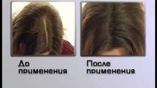 Эффект густых волос