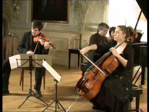 Mendelssohn Piano Trio No.1 in D minor Op.49 - Part 3/3