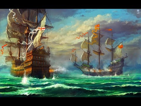Пираты  Карибского моря, Корсары. Part 4. Pirates Of The Caribbean . Game Movie