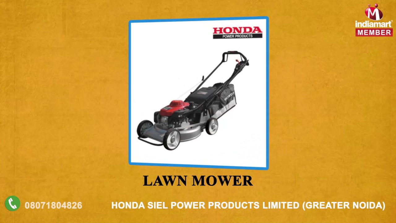 Honda Power Products By Siel Limited Greater Noida
