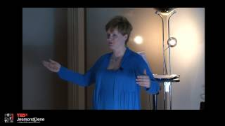 What you think of me is none of my business!: Elaine Colliar at TEDxJesmondDene