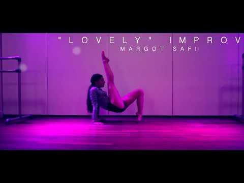 DANCE IMPROV - lovely by Billie Eilish and Khalid thumbnail