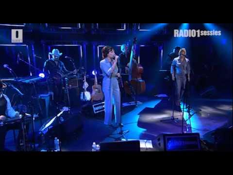 Nathalie Delcroix & Tine Reymer  Waiting around to die Radio 1 Sessies 2013